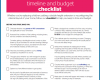 Free Printable Home Renovation Checklist Template