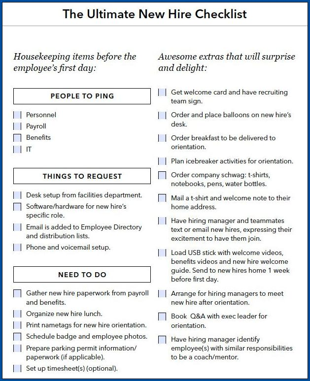 Sample Onboarding Templates Free Printable New Client Onboarding Checklist Template